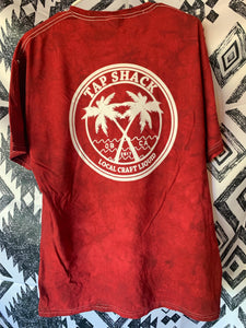 TapTyeDye Red Shirt