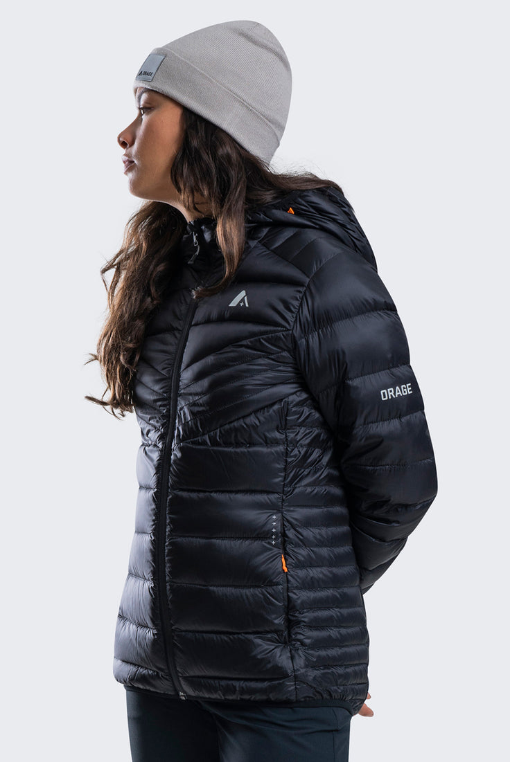 Polar Hooded Down Jacket