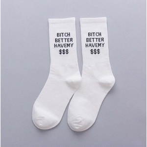 Better Have My Money Socks - UnKlad The Brand
