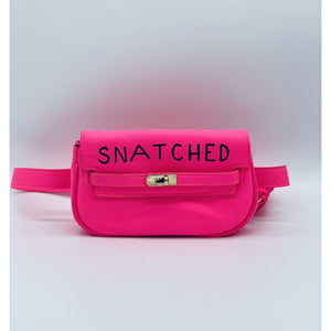 Snatched Belt Bag - UnKlad The Brand
