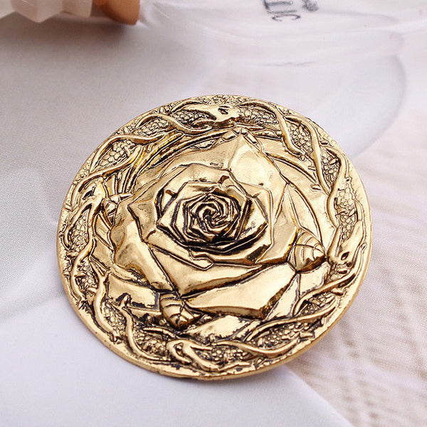 Tyrell Rose Brooch