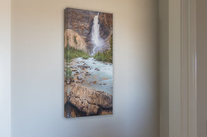 "Fine Art Canvas 1.5"" deep ready to hang"