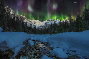 Canvas and art Prints | Northern Lights O'hara