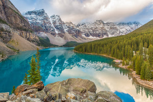 Canvas and art Prints | Moraine Lake
