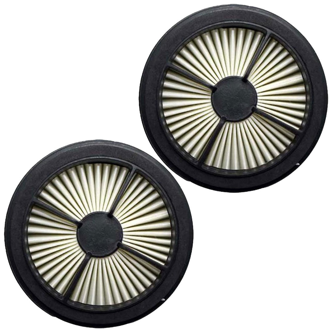 2 Pack Dirt Devil F44 Allergen Pre-Motor Filter Replacement Part # 304019001 3-04019-001 UD20015 UD20020 UD20025
