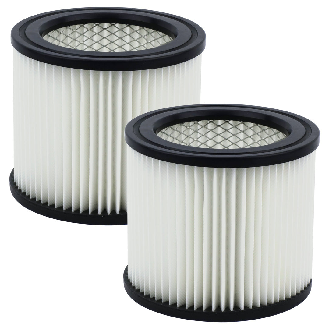 2 Pack Shop-Vac 90398 Small Cartridge Filter Type AA for Wet & Dry Vacuums 903-98 90399 903-99