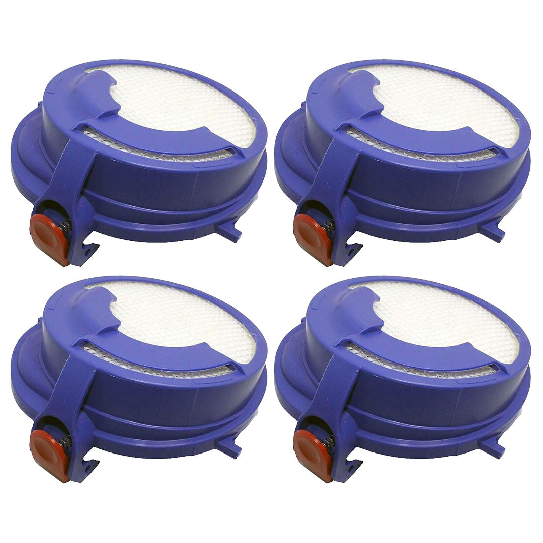 4 Pack Dyson DC24 Washable Post Motor HEPA Filter Part # 915928-01 91592801