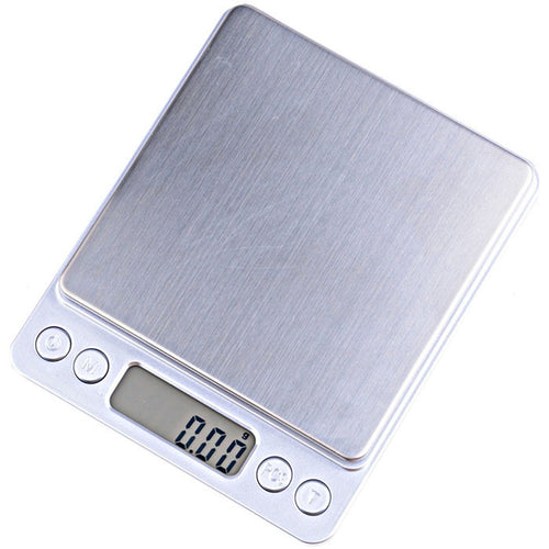 500g x 0.01g Digital Jewelry Precision Scale w/ Piece Counting