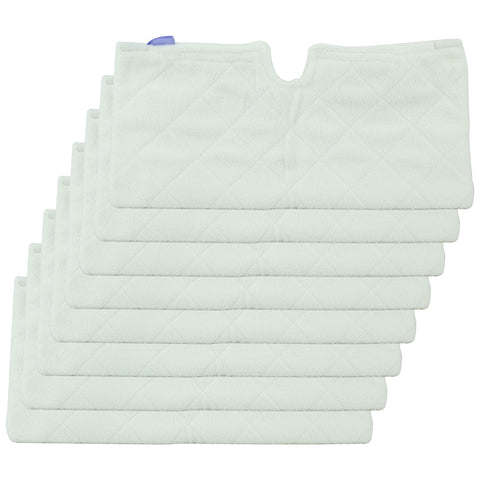 20 Pack Felji Euro-Pro XLT3501 XL Microfiber Pad Replacement for Shark Steam Pocket Mops