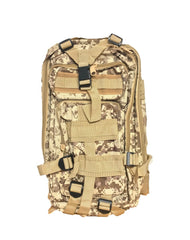 30L Military Molle Camping Backpack Tactical Hiking Travel Bag Digital Desert