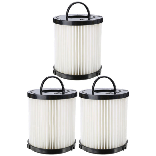 Felji 3 Pack Washable Dust Cup Vacuum Filter for Eureka DCF21 DCF-21 67821 68931 68931A
