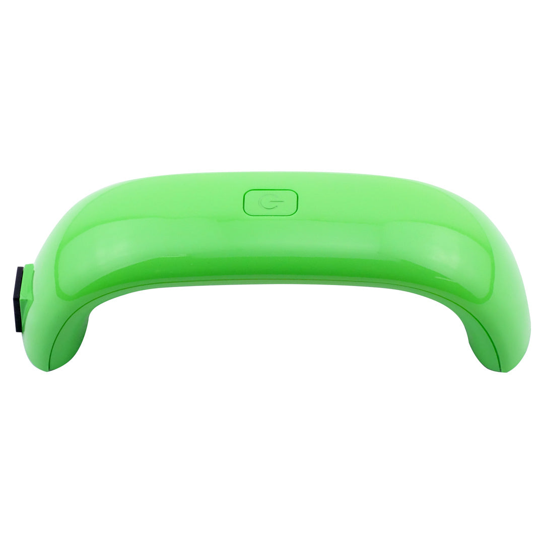 Felji 9W Green Mini USB LED Lamp Manicure Nail Dryer