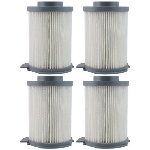 4 Pack Felji Bagless Canister Washable & Reusable Filter for Hoover WindTunnel Part 59134033