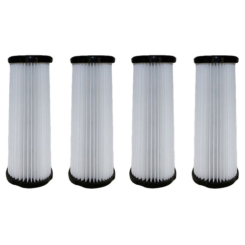Felji HEPA Filter Replacement for Dirt Devil F1 Part # 3JC0280000, 2JC0280000 4 Pack