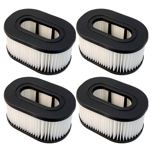 4 Pack Felji HEPA Filters Replacement for HOOVER Vacuum Cleaners Part # 40130050