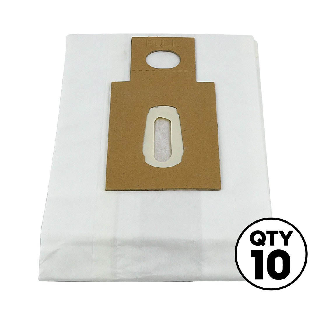 Oreck Type CC Vacuum Cleaner Bags 10-Pack Part # CCPK8 CCPK8DW
