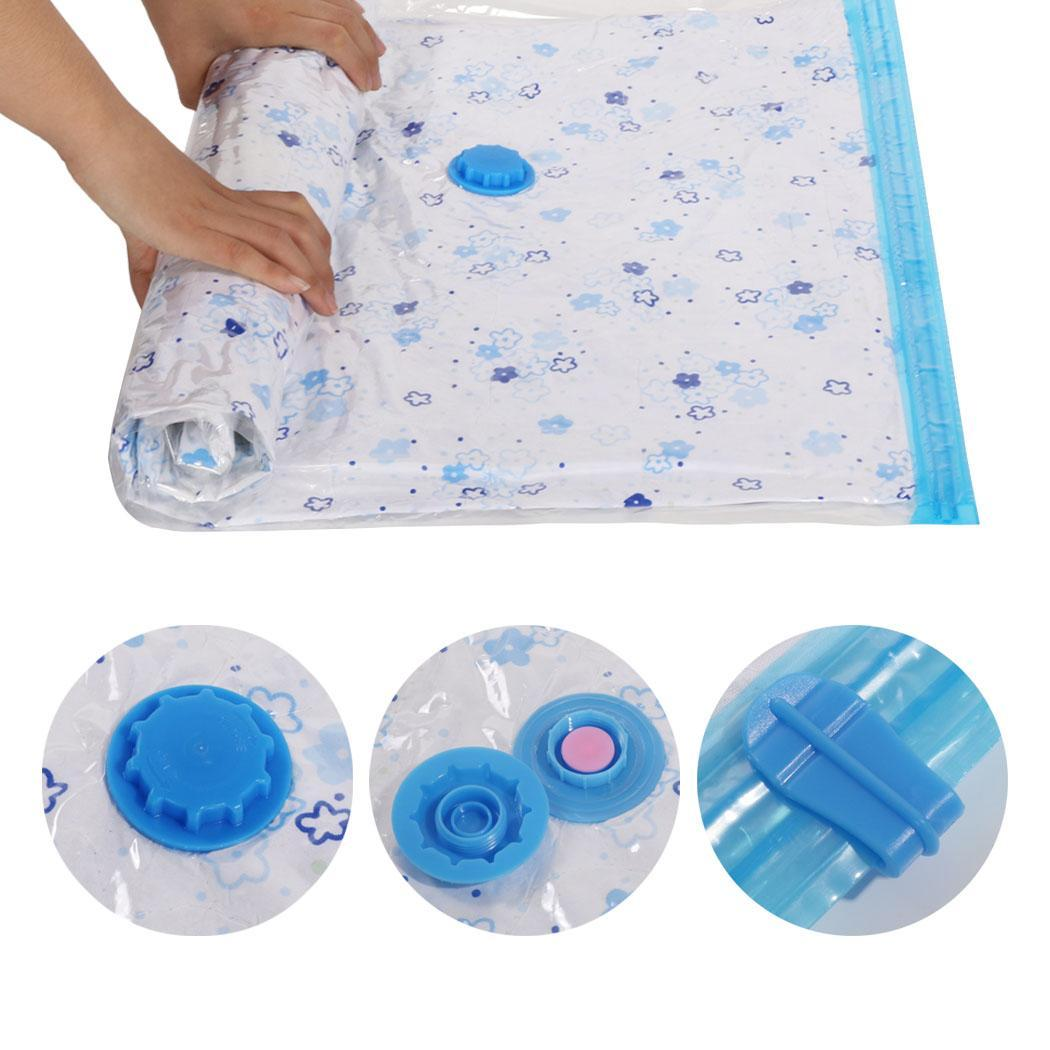 Felji Space Saver Bags Vacuum Seal Storage Bag Organizer Size Jumbo 39x47 inches 2 Pack