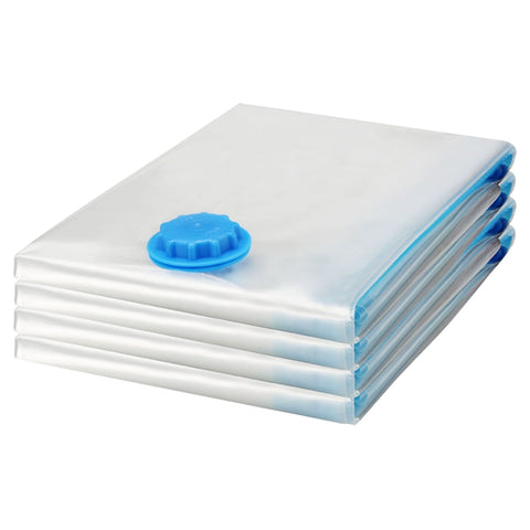 Felji Space Saver Bags Vacuum Seal Storage Bag Organizer Size Jumbo 39x47 inches 10 Pack + Free Pump