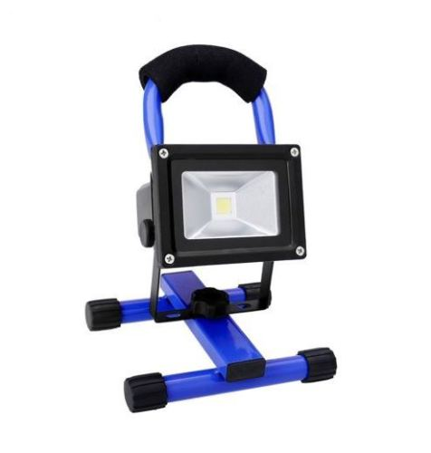 Portable Rechargeable Cordless LED Work Light Flood Spot Camping