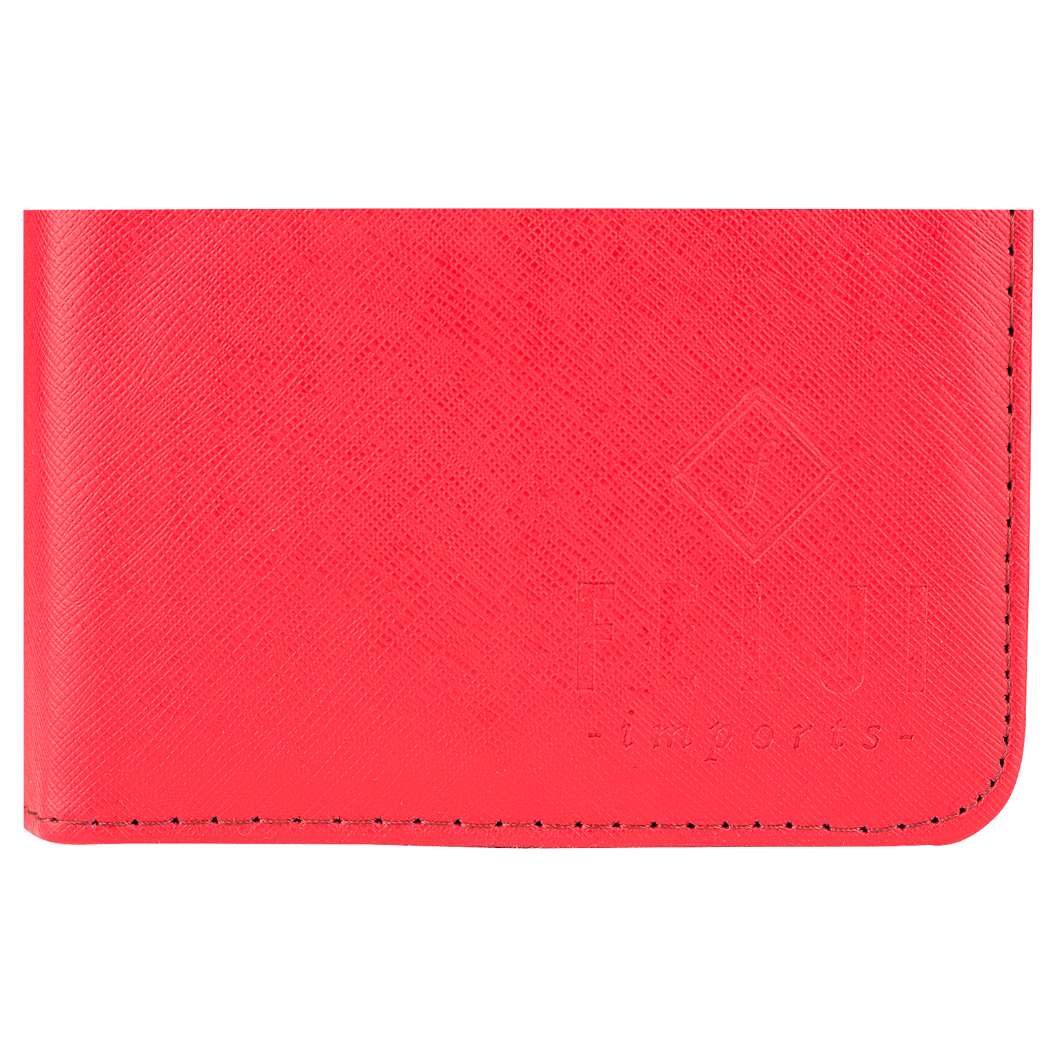Felji Red Stand Leather Case Cover for Android Tablet 8-Inch Universal w/ USB Keyboard