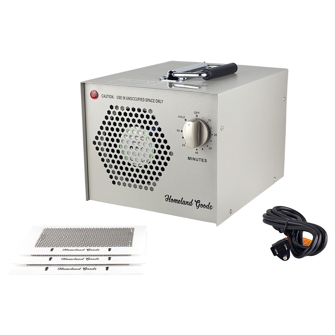 Homeland Goods Commercial Ozone Generator 4000mg Air Ionizer Purifier