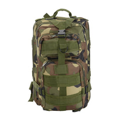 30L Military Molle Camping Backpack Tactical Hiking Travel Bag Jungle Digital