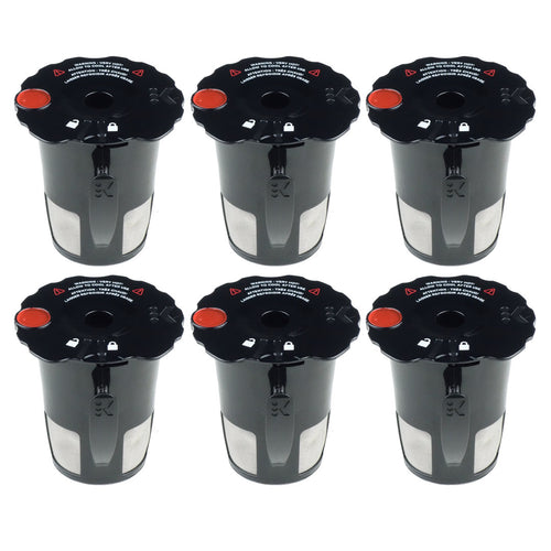 Keurig 2.0 My K-Cup Reusable Coffee Filters 6 Pack