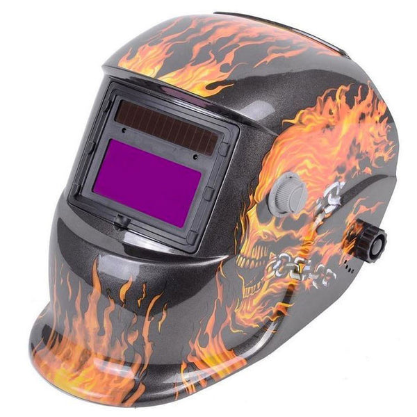 Radient Solar Auto Darkening Tig Spot Welding Helmet Electric Welding Mask/helmet/welder Cap/welding Lens For Welding Machine Tools
