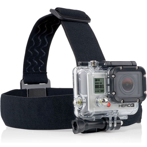Felji Elastic Adjustable Head Strap Mount Belt for GoPro HD Hero 1 2 3 Camera ST-23