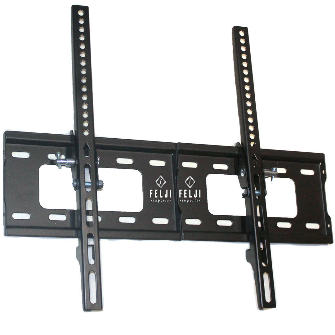 Felji LCD LED Plasma Flat Tilt TV Wall Mount Bracket 32 40 42 46 50 52 55  60 65 Inch