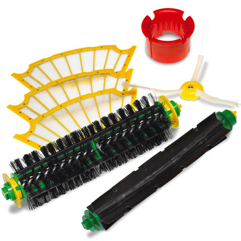 iRobot Roomba 500 Replacement 1 Bristle Brush & 1 Beater Brush