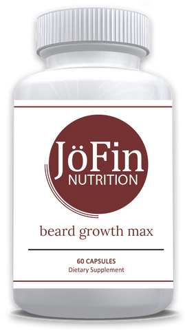 Beard Growth Max - JöFin Nutrition