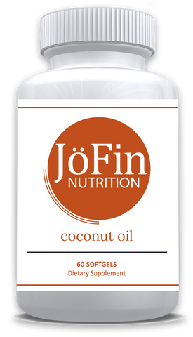 Coconut Oil (non-organic) - JöFin Nutrition