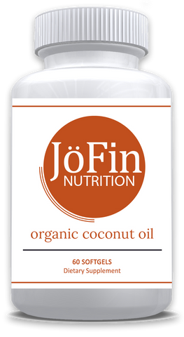 Coconut Oil (ORGANIC) - JöFin Nutrition