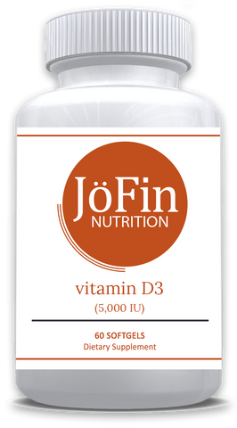 Vitamin D3 - JöFin Nutrition