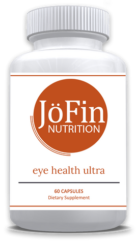 Eye Health Ultra - JöFin Nutrition