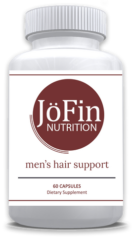 Men's Hair Growth Supplement - JöFin Nutrition