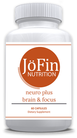 Neuro Plus Brain and Focus - JöFin Nutrition