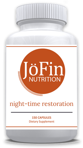 Night-Time Restoration - JöFin Nutrition