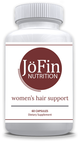 Women's Hair Support Supplement - JöFin Nutrition