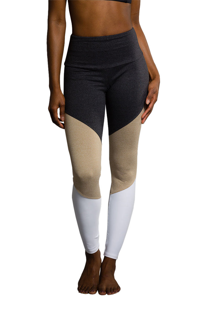 High Rise Neutrals Legging