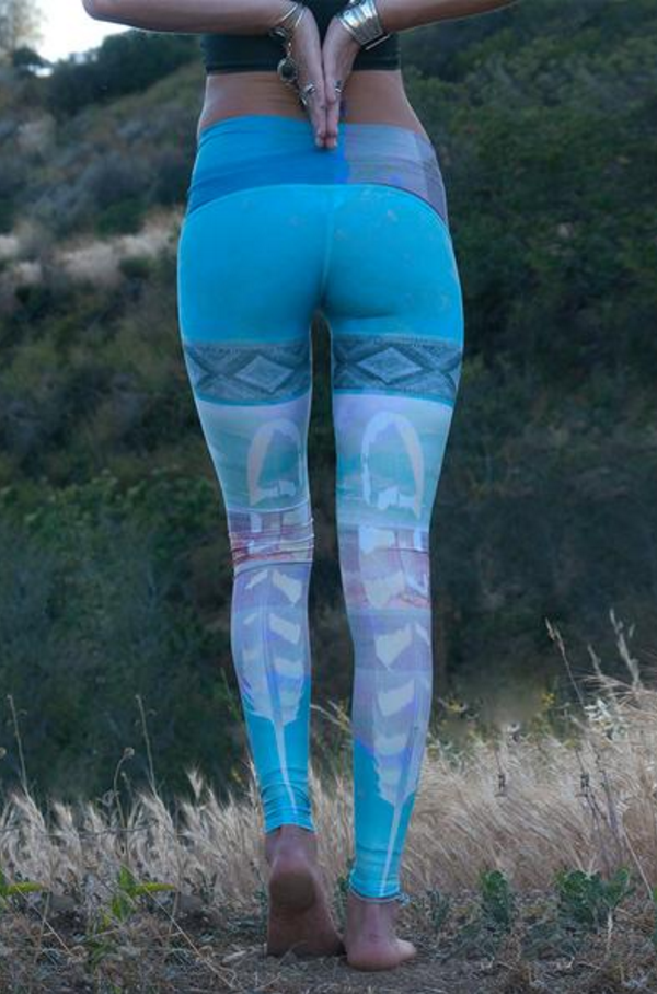 Tarot Magic Legging