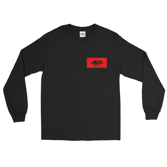 The Dok: This Might Sting... Ver. 02 Long Sleeve T-Shirt