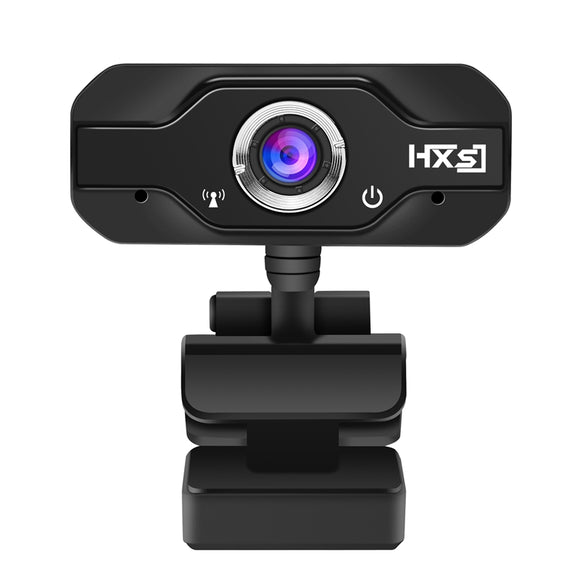 High Definition 720P Rotatable HD Webcam