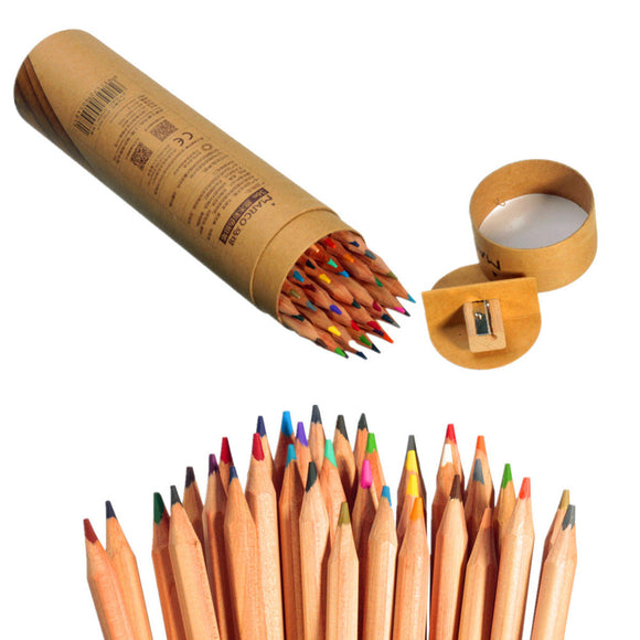 36 pc  Colored pencils profesional set