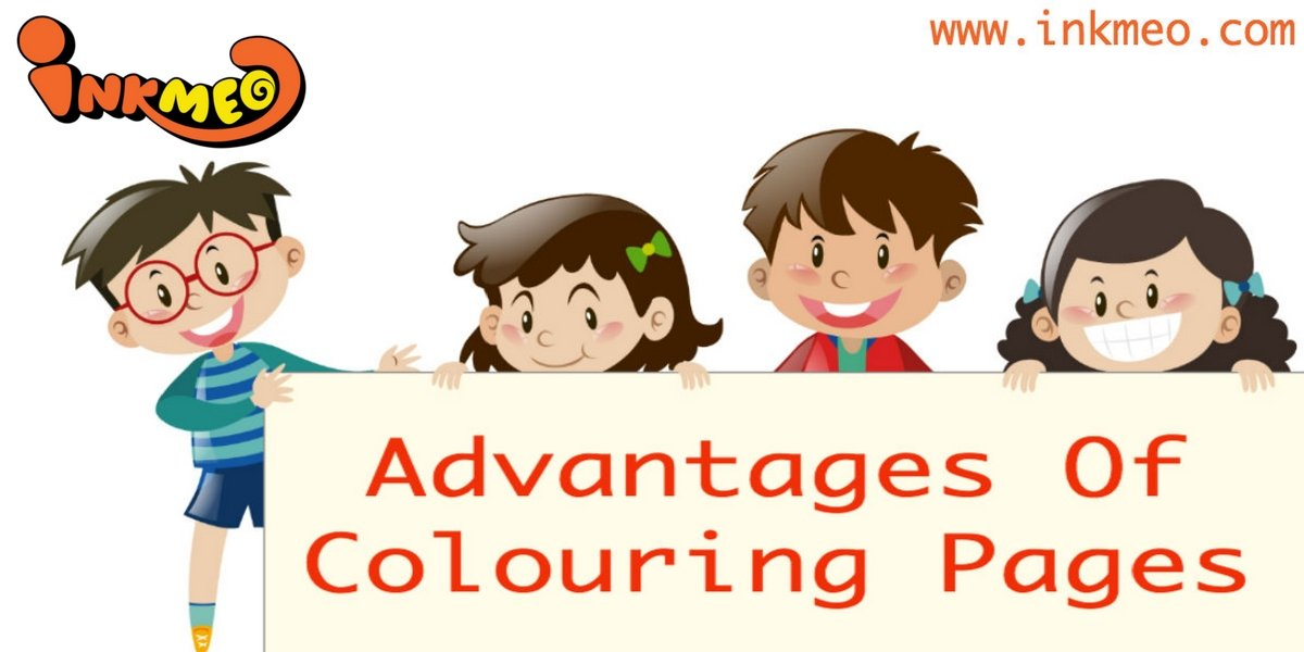 Advantages Of Colouring Pages | Inkmeo