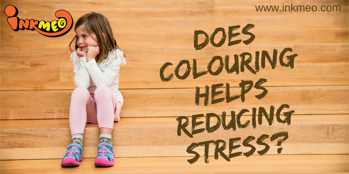 Does Colouring Helps Reducing Stress? | Inkmeo