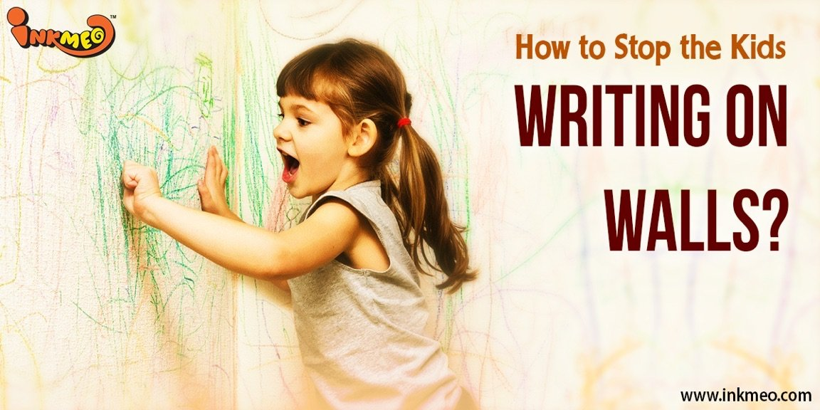 How to Stop the Kids Writing on Walls?