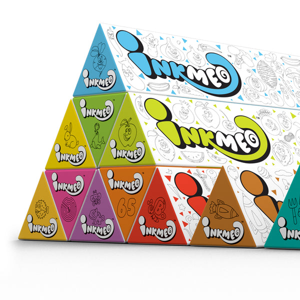 WHAT IS INKMEO WALL COLOURING ROLL - image