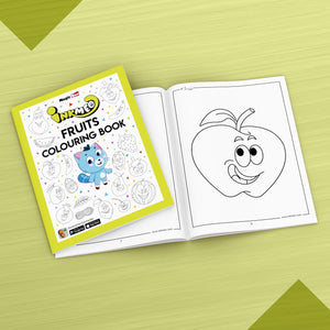 Fruits Colouring Book - Inkmeo